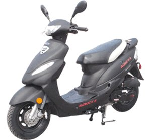Roketa Maui MC-08 50cc Scooter