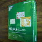 Microsoft MapPoint North American Maps 2004 (Windows)