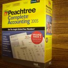 Peachtree Complete Accounting 2005 (5-User)(Windows)