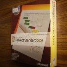 Microsoft Project 2003 Standard (Windows)