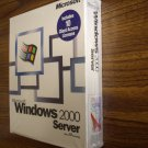 Microsoft Windows 2000 Server (10-client CAL)