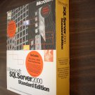 Microsoft SQL Server 2000 Standard (1 Processor License)(Windows)