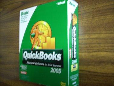 Quickbooks Basic 2005 (Windows)