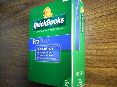 Quickbooks Pro 2007 (Windows)