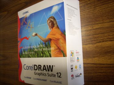 Coreldraw Graphics Suite 12 (Windows)