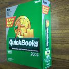 Quickbooks Pro 2004 (5-User)(Windows)