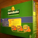 Quickbooks Pro 2008 (3-User)(Windows)