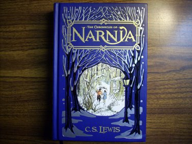 The Chronicles of Narnia Leatherbound