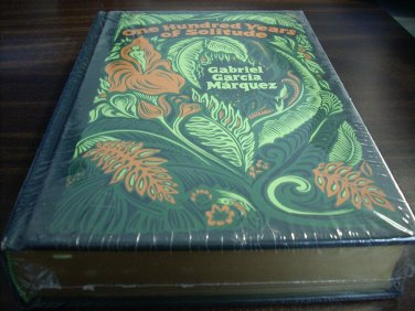 One Hundred Years of Solitude Leatherbound