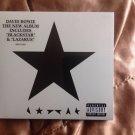 Blackstar CD David Bowie