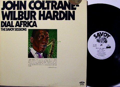 Coltrane, John and Wilbur Hardin - Dial Africa The Savoy Sessions - Vinyl LP Record - Jazz