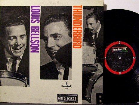 Bellson, Louis - Thunderbird - Vinyl LP Record - Impulse Jazz