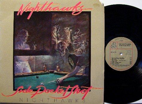 Nighthawks, The - Side Pocket Shot - Vinyl LP Record - Blues