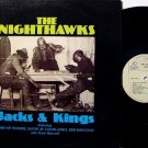 Nighthawks, The - Jacks & Kings - Vinyl LP Record - Blues - with Pinetop Perkins , Guitar Jr