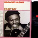 McGhee, Brownie - Rainy Day - Vinyl LP Record - Blues - with Louisiana Red