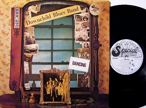 Downchild Blues Band - Dancing - Vinyl LP Record - Full Sounding Blues from Canada