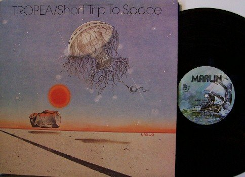 Tropea, John - Short Trip To Space - Vinyl LP Record - Funk Soul Jazz Fusion Rock