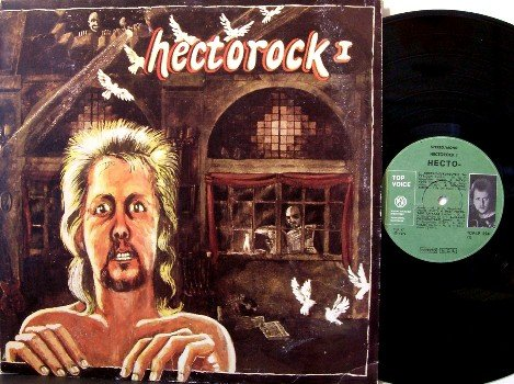 Hector - Hectorock I - Vinyl LP Record - Rock