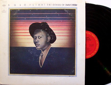 Christian, Charlie - Solo Flight Genius Of - 2 Vinyl LP Record Set - Jazz