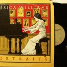 Williams, Jessica - Portraits - 2 Vinyl LP Record Set - Adelphi - Improv Avant Garde Free Jazz
