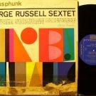 Russell, George Sextet - Stratusphunk - Vinyl LP Record - Deep Groove Mono Riverside Jazz
