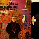 Rich, Buddy - Mercy Mercy - Vinyl LP Record - World Pacific Jazz - Live at Caesar's Palace