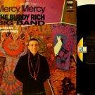 Rich, Buddy - Mercy Mercy - Vinyl LP Record - World Pacific Jazz - Live at Caesar's Palace