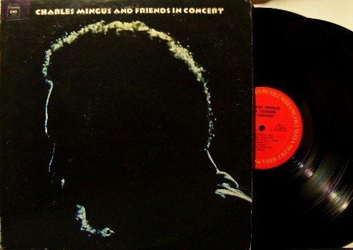 Mingus, Charles & Friends - In Concert - 2 Vinyl LP Record Set - Jazz