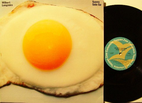 Longmire, Wilbert - Sunny Side Up - Vinyl LP Record - Promo - Jazz