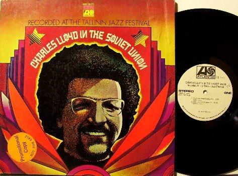 Lloyd, Charles - In The Soviet Union - Vinyl LP Record - Original White Label Promo WLP - Jazz