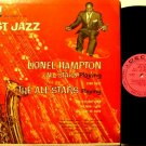 Hampton, Lionel - Just Jazz - Vinyl LP Record - Pink Label Promo Decca Mono Pressing
