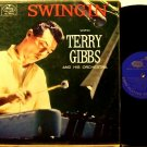 Gibbs, Terry - Swingin' - Vinyl LP Record - Mono - Emarcy Jazz