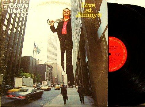 Ferguson, Maynard - Live At Jimmy's - 2 Vinyl LP Record Set - New York City Concert 1973 - Jazz