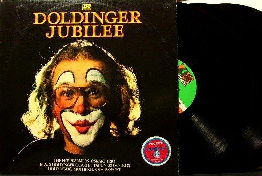 Doldinger, Klaus - Doldinger's Jubilee - 3 Vinyl LP Record Set - German Pressing - Jazz