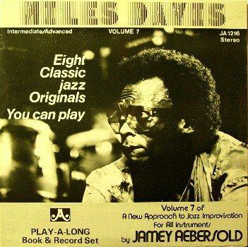 Davis, Miles - Instructional Book & Record - Sealed Vinyl LP Record - Jazz - Unusual