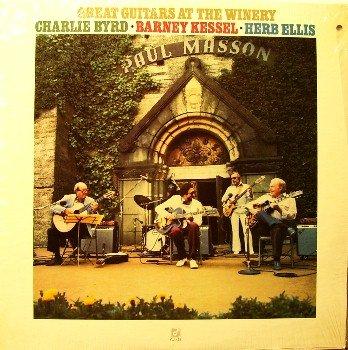 Byrd, Charlie / Barney Kessel / Herb Ellis - Great Guitars - Sealed Vinyl LP Record - Jazz