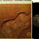 Burrell, Kenny - Guitar Forms - Vinyl LP Record - Verve Jazz
