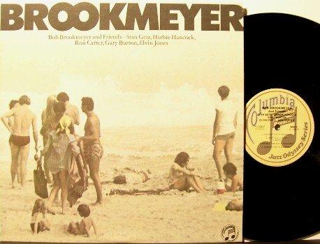 Brookmeyer, Bob - And Friends - Vinyl LP Record - Promo - Columbia Jazz