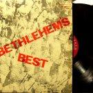 Bethlehem's Best - 3 Vinyl LP Record Set - Many Great Artists - Bethlehem Jazz