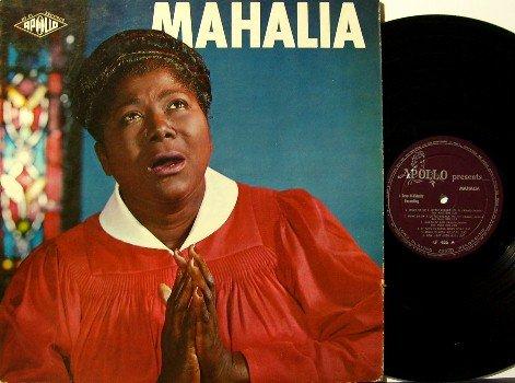 Jackson Mahalia Mahalia Vinyl Lp Record 1960 Mono