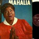 Jackson, Mahalia - Mahalia - Vinyl LP Record - 1960 Mono Apollo Label - Spiritual Gospel