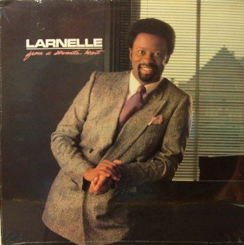 Harris, Larnelle - From A Servant's Heart - Sealed Vinyl LP Record - Contemporary Christian