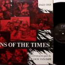 Van Impe, Jack - Signs Of The Times Part One - Vinyl LP Record - Spoken Word Gospel