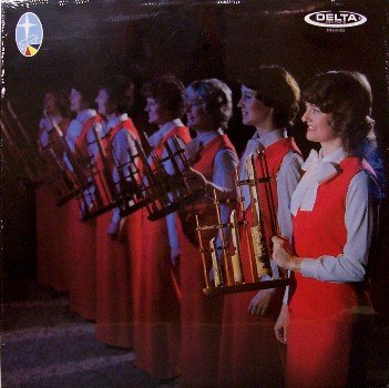 Unkalung Choir - Sealed Vinyl LP Record - Christian Gospel - Strange Bamboo Thailand Instruments