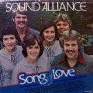Sound Alliance - Song Of Love - Sealed Vinyl LP Record - Christian Gospel