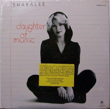 Sharalee - Daughter Of Music - Sealed Vinyl LP Record - Contemporary Christian
