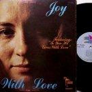McGuire, Joy - With Love - Vinyl LP Record - Christian Gospel