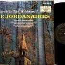 Jordanaires, The - Church In The Wildwood - Vinyl LP Record - Country Folk Gospel
