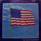 Hazelbaker, Larry - Plea To America - Sealed Vinyl LP Record - Country Gospel