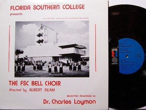 FSC Hand Bell Choir - Vinyl LP Record - Christian Gospel